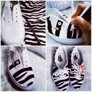 tunear zapatillas  coaching feng shuiZebra-Sneakers